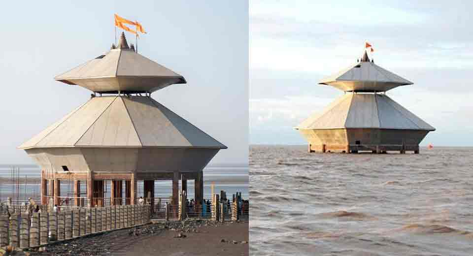 Stambheshwar is called 'Disappearing' temple and here's why
